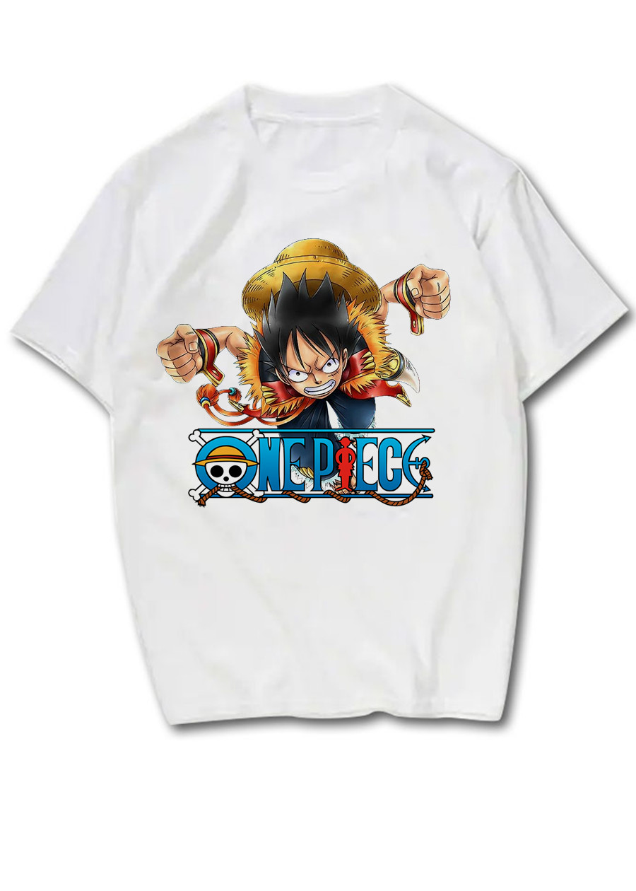 Áo thun One Piece Luffy