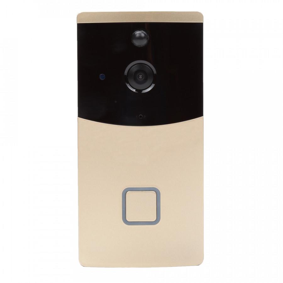 Video Doorbell Wireless Wifi Wireless Doorbell Multifunctional Remote Monitoring Two Way Audio Video Doorbell Wifi 720P