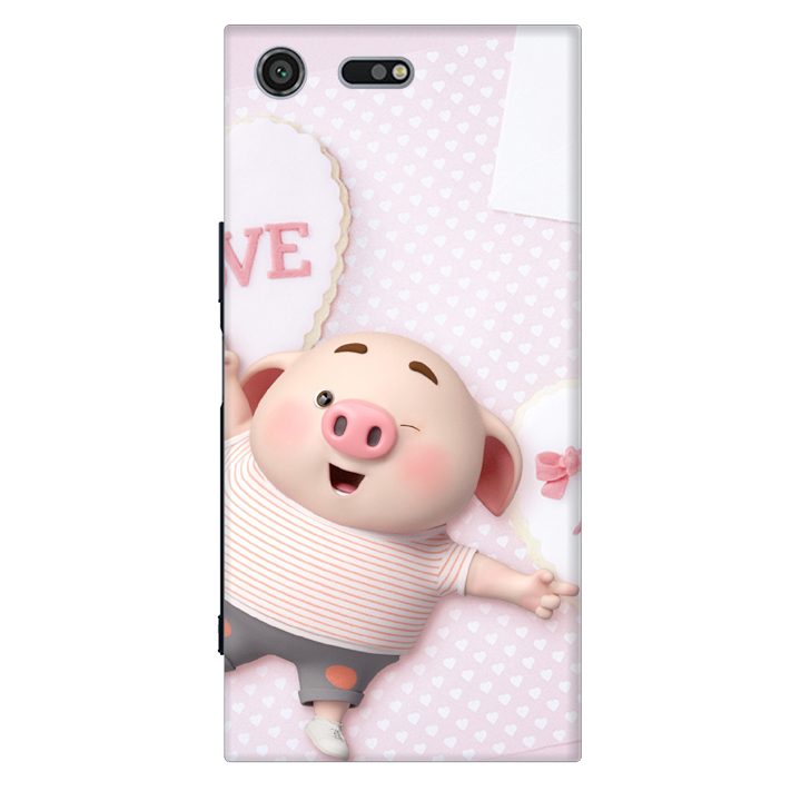 Ốp lưng nhựa cứng nhám dành cho Xperia XZ Premium in hình Heo Con Love - 1712719 , 6225583692198 , 62_11904217 , 200000 , Op-lung-nhua-cung-nham-danh-cho-Xperia-XZ-Premium-in-hinh-Heo-Con-Love-62_11904217 , tiki.vn , Ốp lưng nhựa cứng nhám dành cho Xperia XZ Premium in hình Heo Con Love