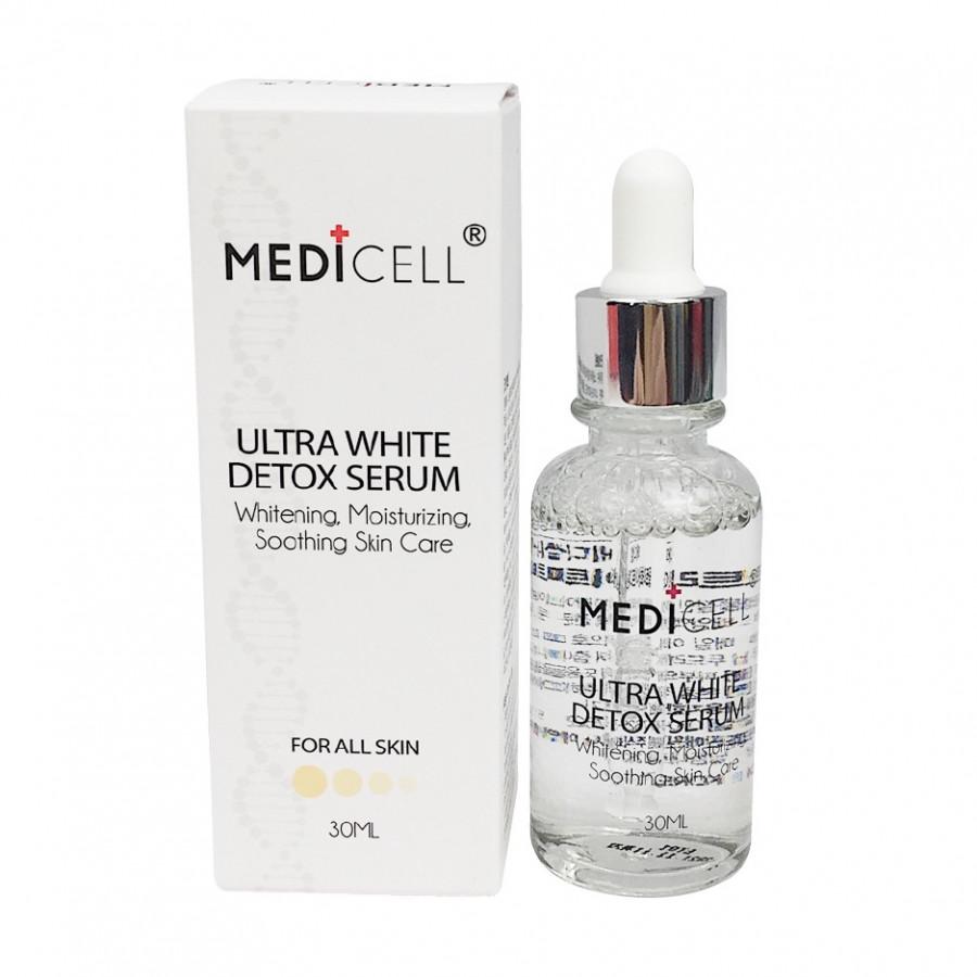Huyết thanh thải độc, trắng da Ultra White Detox Serum Medicell - 1591150 , 1441836132036 , 62_10596292 , 990000 , Huyet-thanh-thai-doc-trang-da-Ultra-White-Detox-Serum-Medicell-62_10596292 , tiki.vn , Huyết thanh thải độc, trắng da Ultra White Detox Serum Medicell
