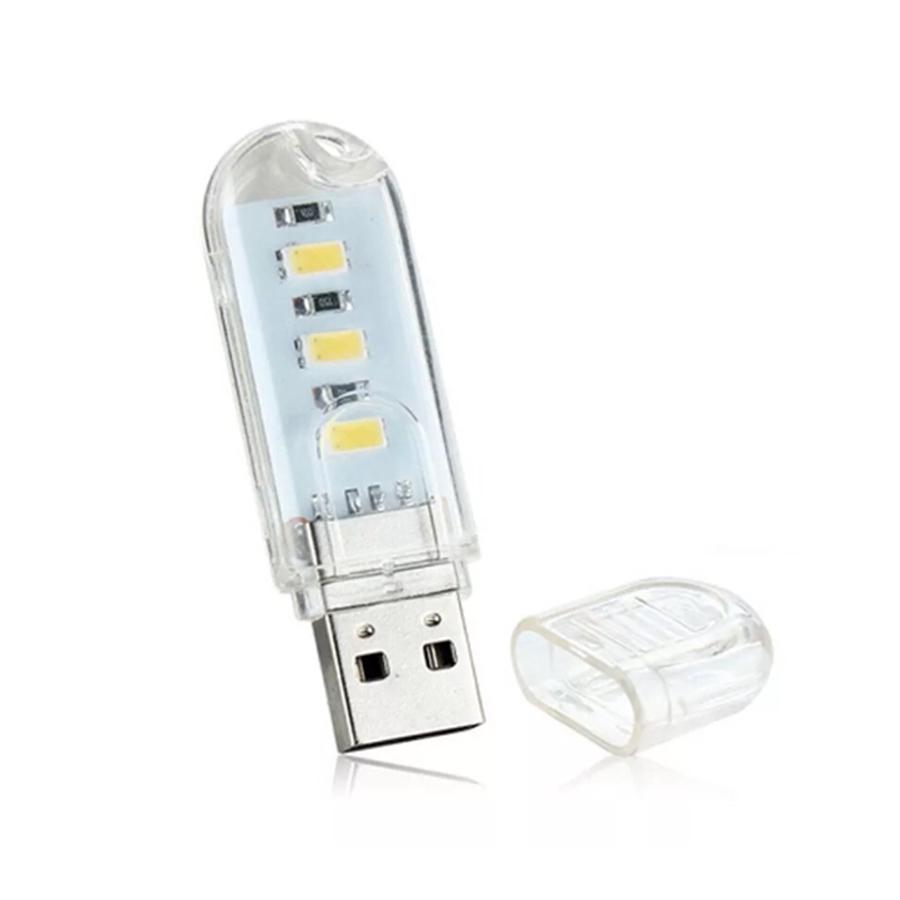 Led Sử Dụng Nguồn Bằng Cổng USB Mini V1