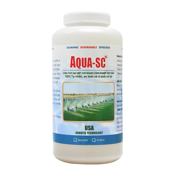 AQUA-SC - Vi sinh xử lý nước ao nuôi trồng thủy sản - Chai 1 quarter (≈ 1 lít) - 7497520 , 7097215404184 , 62_16058108 , 220000 , AQUA-SC-Vi-sinh-xu-ly-nuoc-ao-nuoi-trong-thuy-san-Chai-1-quarter-1-lit-62_16058108 , tiki.vn , AQUA-SC - Vi sinh xử lý nước ao nuôi trồng thủy sản - Chai 1 quarter (≈ 1 lít)