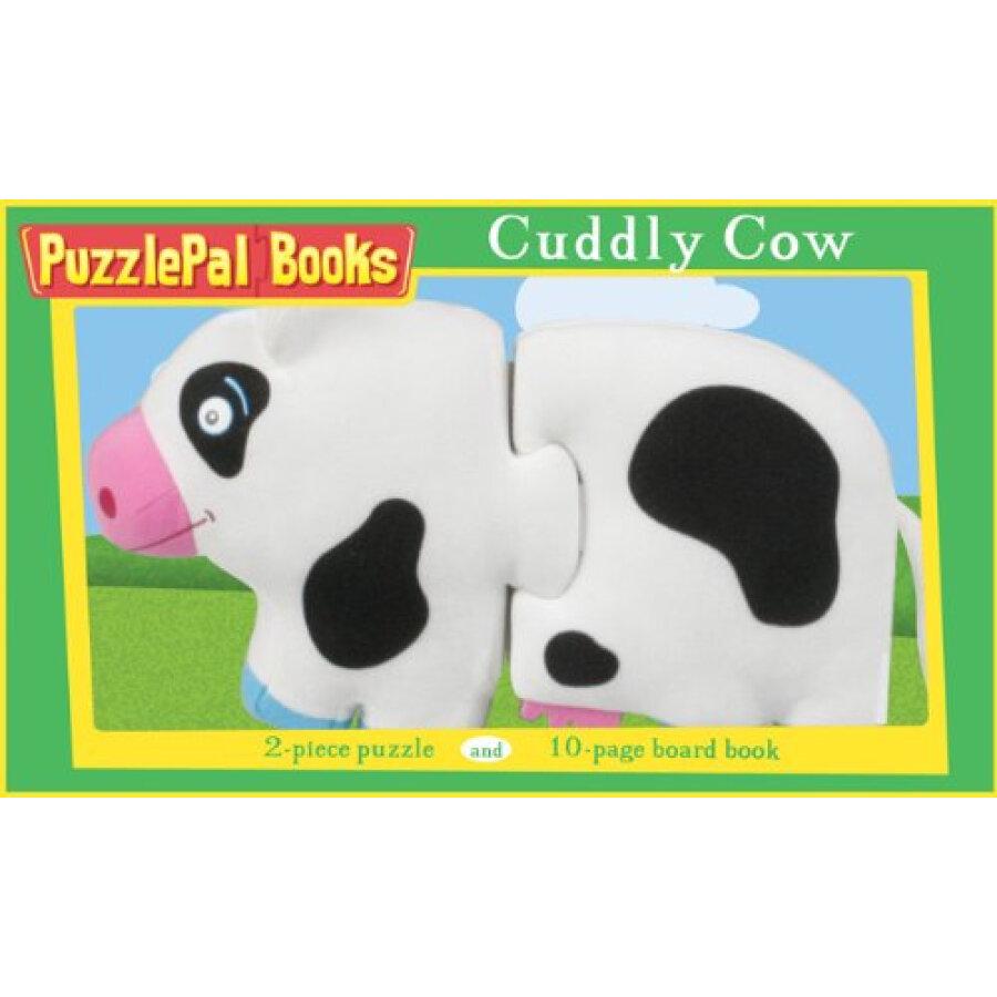 PuzzlePal Books: Cuddly Cow - 1224096 , 8486485177086 , 62_5231983 , 1835000 , PuzzlePal-Books-Cuddly-Cow-62_5231983 , tiki.vn , PuzzlePal Books: Cuddly Cow