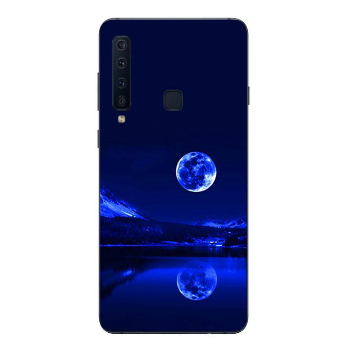Ốp lưng Dẻo Cho Samsung Galaxy A9 2018 - Moon 02