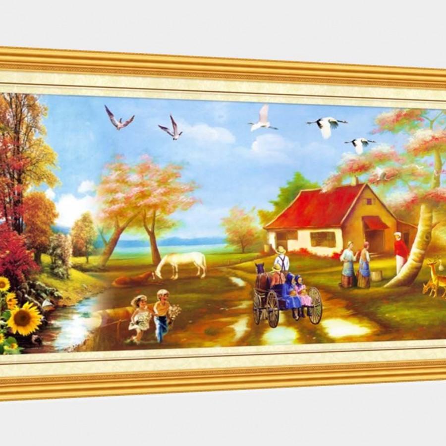 Tranh sơn dầu phong cảnh Châu Âu đặc sắc - tranh gỗ treo tường cao cấp - SD80x - 4967085 , 1456987478162 , 62_13804578 , 650000 , Tranh-son-dau-phong-canh-Chau-Au-dac-sac-tranh-go-treo-tuong-cao-cap-SD80x-62_13804578 , tiki.vn , Tranh sơn dầu phong cảnh Châu Âu đặc sắc - tranh gỗ treo tường cao cấp - SD80x