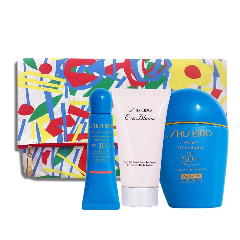 Bộ sản phẩm chống nắng toàn diện Shiseido Perfect UV protector và UV lip color splash - 6045099 , 1712234964957 , 62_8005095 , 2130000 , Bo-san-pham-chong-nang-toan-dien-Shiseido-Perfect-UV-protector-va-UV-lip-color-splash-62_8005095 , tiki.vn , Bộ sản phẩm chống nắng toàn diện Shiseido Perfect UV protector và UV lip color splash