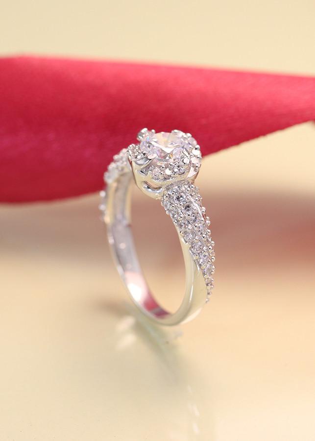 Nhẫn bạc nữ đẹp đính đá sang trọng NN0234 - 2087197 , 5440589283312 , 62_12603015 , 400000 , Nhan-bac-nu-dep-dinh-da-sang-trong-NN0234-62_12603015 , tiki.vn , Nhẫn bạc nữ đẹp đính đá sang trọng NN0234