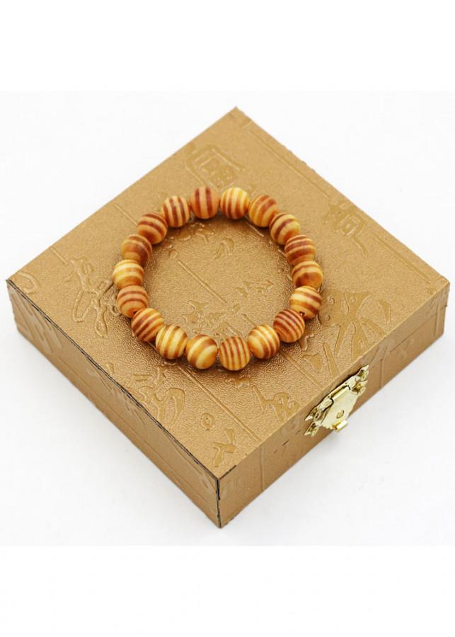 Vòng tay chuỗi hạt gỗ Huyết rồng 10 ly 18 hat kèm hộp gỗ - 1309039 , 7318977430502 , 62_6379103 , 190000 , Vong-tay-chuoi-hat-go-Huyet-rong-10-ly-18-hat-kem-hop-go-62_6379103 , tiki.vn , Vòng tay chuỗi hạt gỗ Huyết rồng 10 ly 18 hat kèm hộp gỗ