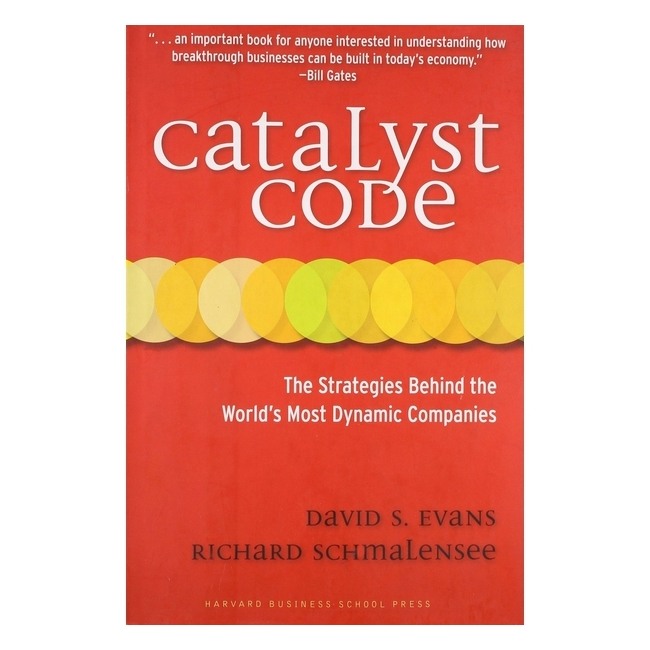 Catalyst Code : The Strategies Behind the World