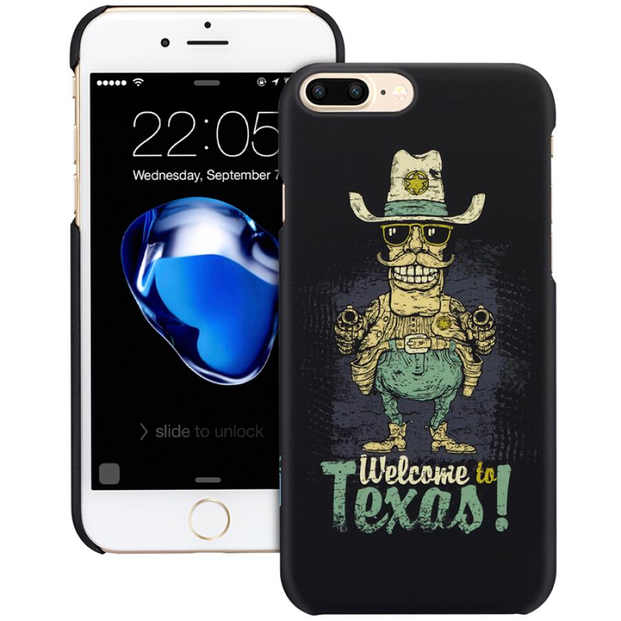 Ốp Điện Thoại Trang Trí Hoạt Hình cho iPhone7Plus ESR Series Luminous Style - Đen