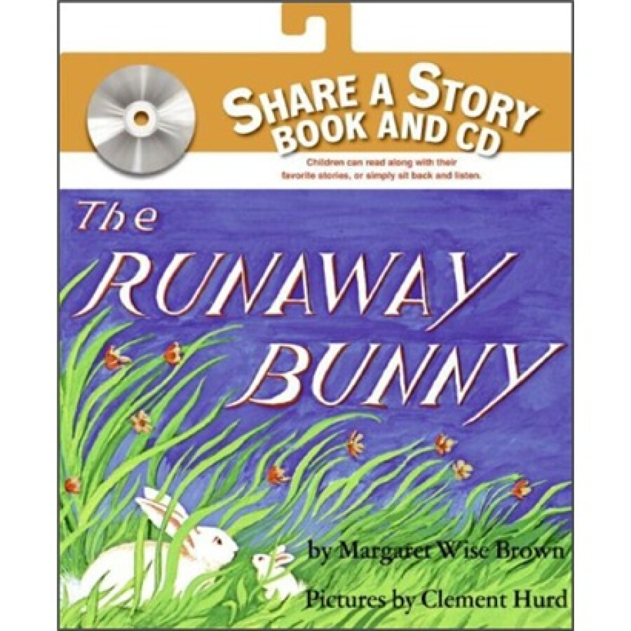 The Runaway Bunny (with CD)
