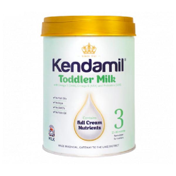 Sữa bột công thức Kendamil 3-900g