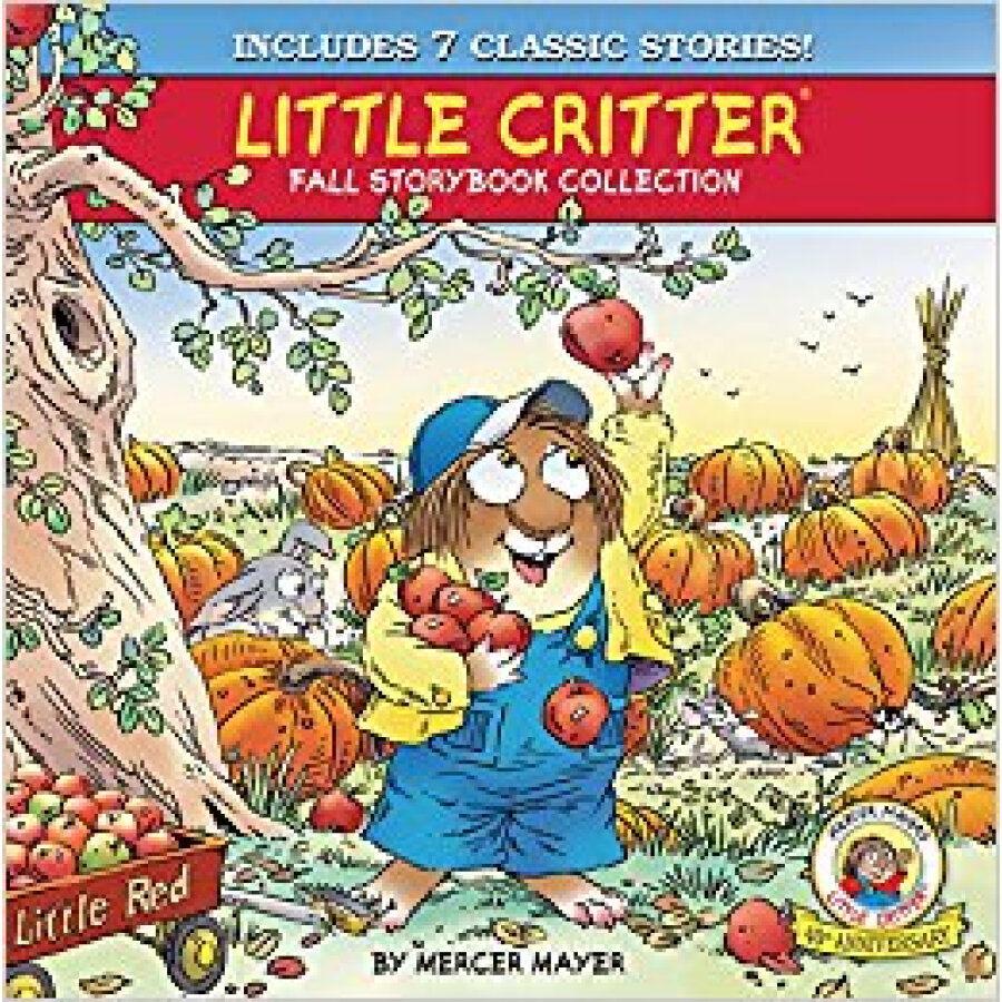 Little Critter Fall Storybook Collection  7 Classic