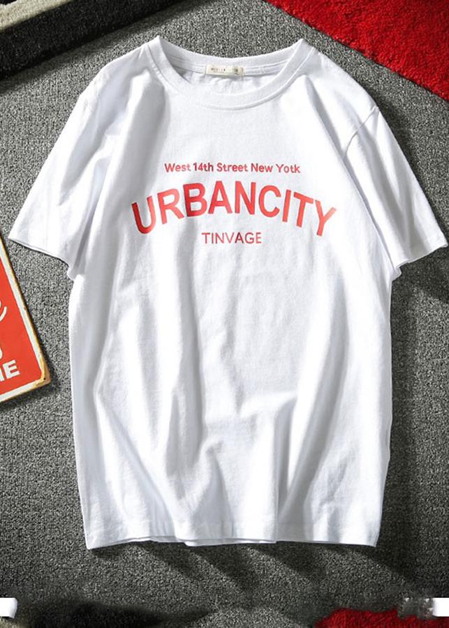 Áo Thun Nam Urban City - 2363415 , 9219116068762 , 62_15432346 , 398000 , Ao-Thun-Nam-Urban-City-62_15432346 , tiki.vn , Áo Thun Nam Urban City