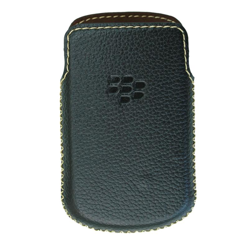 Bao Da Rút Dành Cho Blackberry Q10 màu đen