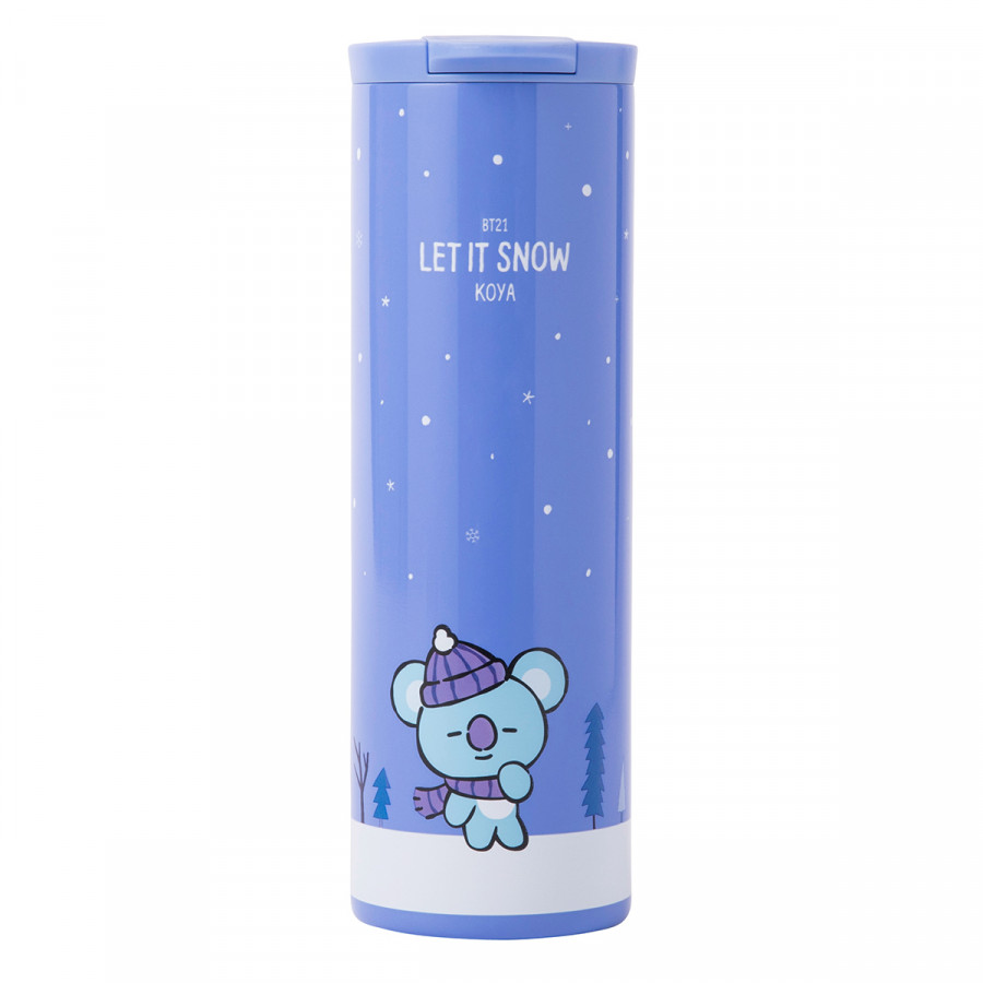[BT21] Winter Slim Tumbler - 1950597 , 7554687414238 , 62_14012060 , 982000 , BT21-Winter-Slim-Tumbler-62_14012060 , tiki.vn , [BT21] Winter Slim Tumbler
