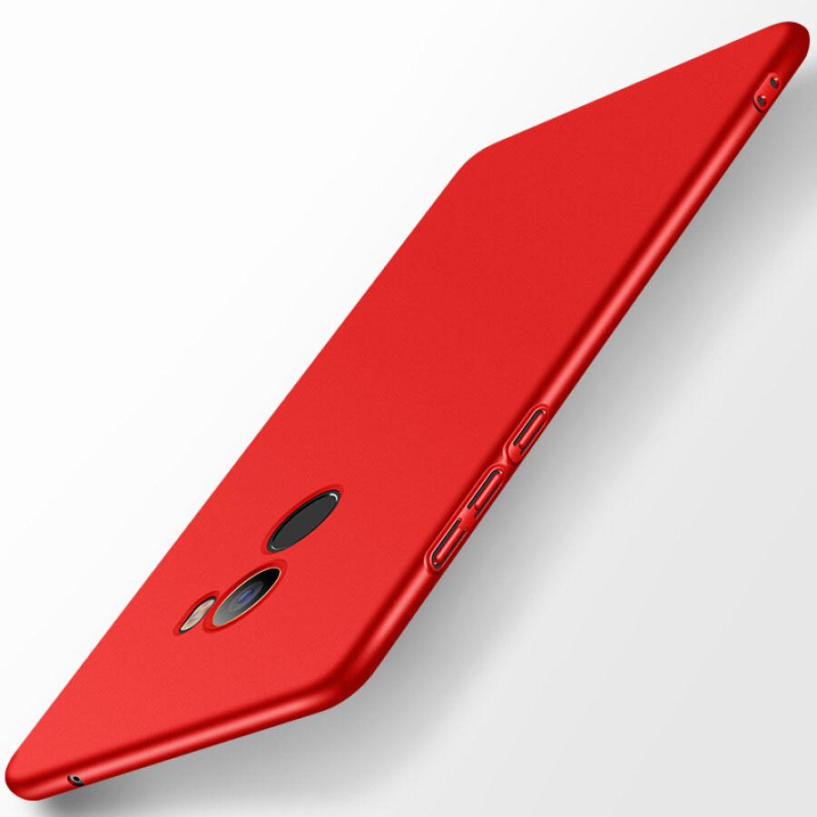 Ốp Lưng Nhựa Dành Cho Xiaomi Mi X2 Illustrator - Đỏ