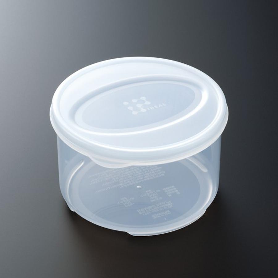 Bộ 3 hũ nhựa đựng thực phẩm nắp tròn cao cấp - Hàng nội địa Nhật - 23093655 , 2088718860909 , 62_20918530 , 300000 , Bo-3-hu-nhua-dung-thuc-pham-nap-tron-cao-cap-Hang-noi-dia-Nhat-62_20918530 , tiki.vn , Bộ 3 hũ nhựa đựng thực phẩm nắp tròn cao cấp - Hàng nội địa Nhật