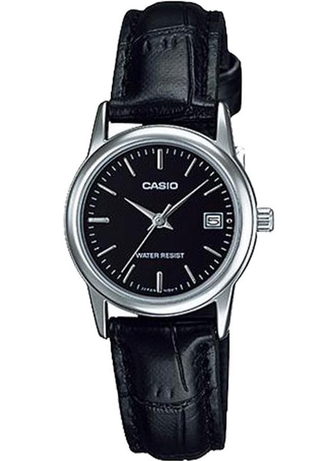 Đồng hồ nữ dây da Casio LTP-V002L-1AUDF