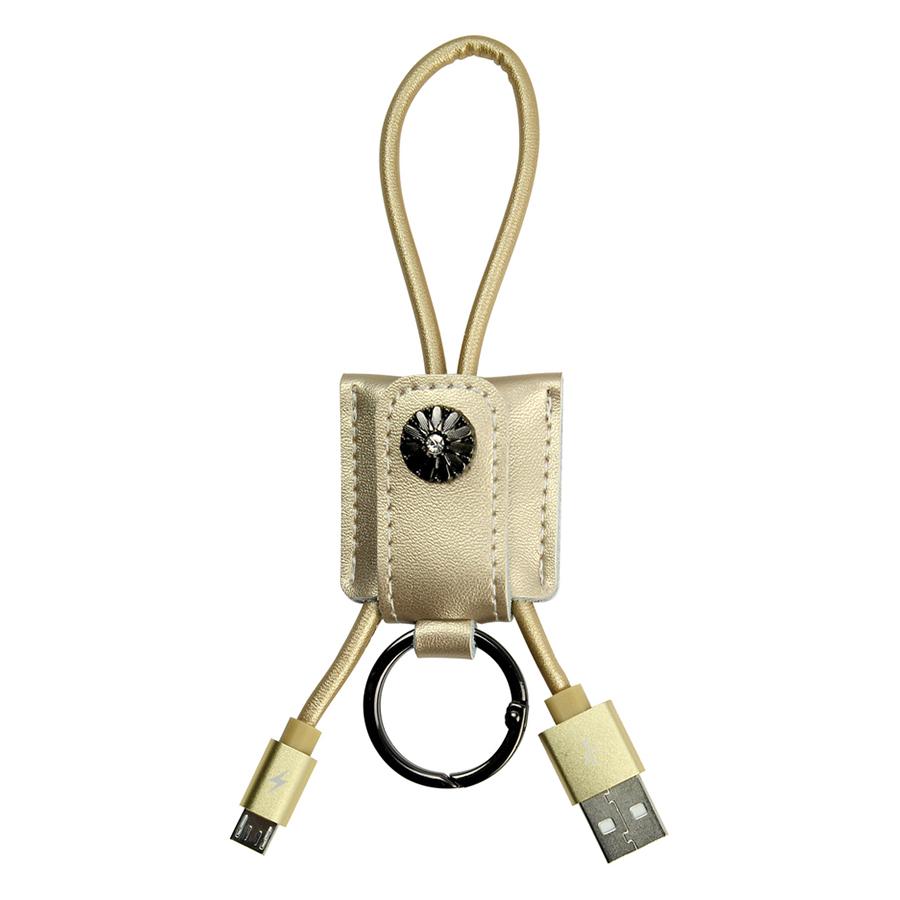 Cáp Sạc Micro USB Móc Chìa Khóa Remax RC-079M