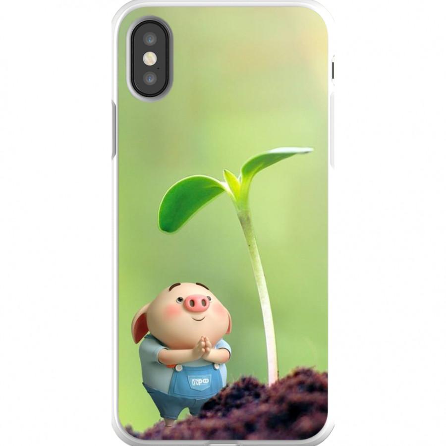 Ốp Lưng Dành Cho Điện Thoại Iphone X - Mẫu aheocon 104