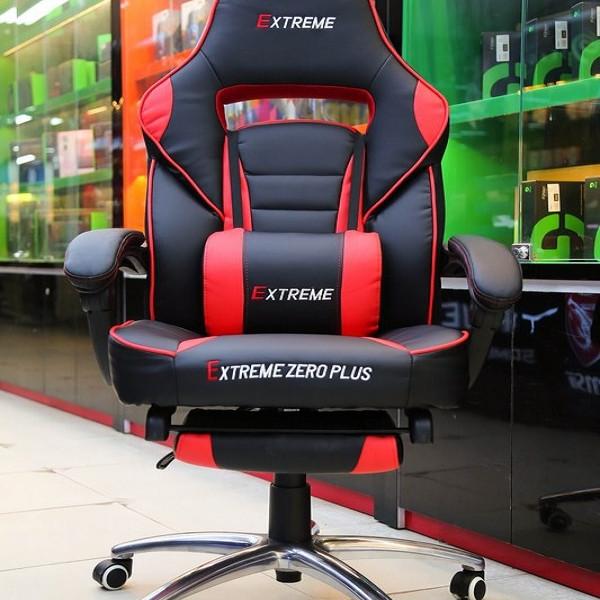 Ghế game Extreme Zero Plus - Hàng nhập khẩu - 9710491 , 6487108022273 , 62_16020088 , 3999000 , Ghe-game-Extreme-Zero-Plus-Hang-nhap-khau-62_16020088 , tiki.vn , Ghế game Extreme Zero Plus - Hàng nhập khẩu