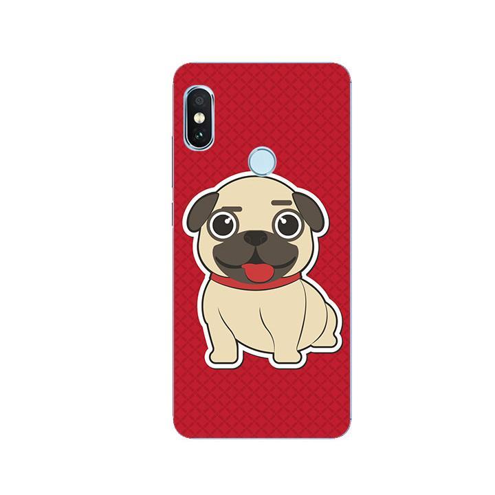 Ốp Lưng Dẻo Cho Điện thoại Xiaomi Redmi Note 5 - Kute Dog 01