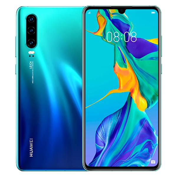 Original Huawei P30 Mobile Phone 6.1Inch 8Gb Ram 256Gb Rom 40Mp+32Mp Android 9.0 Kirin 980 Octa Core 3650Mah In-Screen