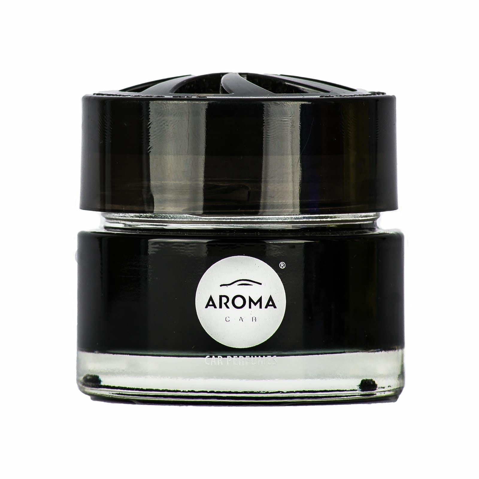 Gel khử mùi Aroma Car 50ml Black