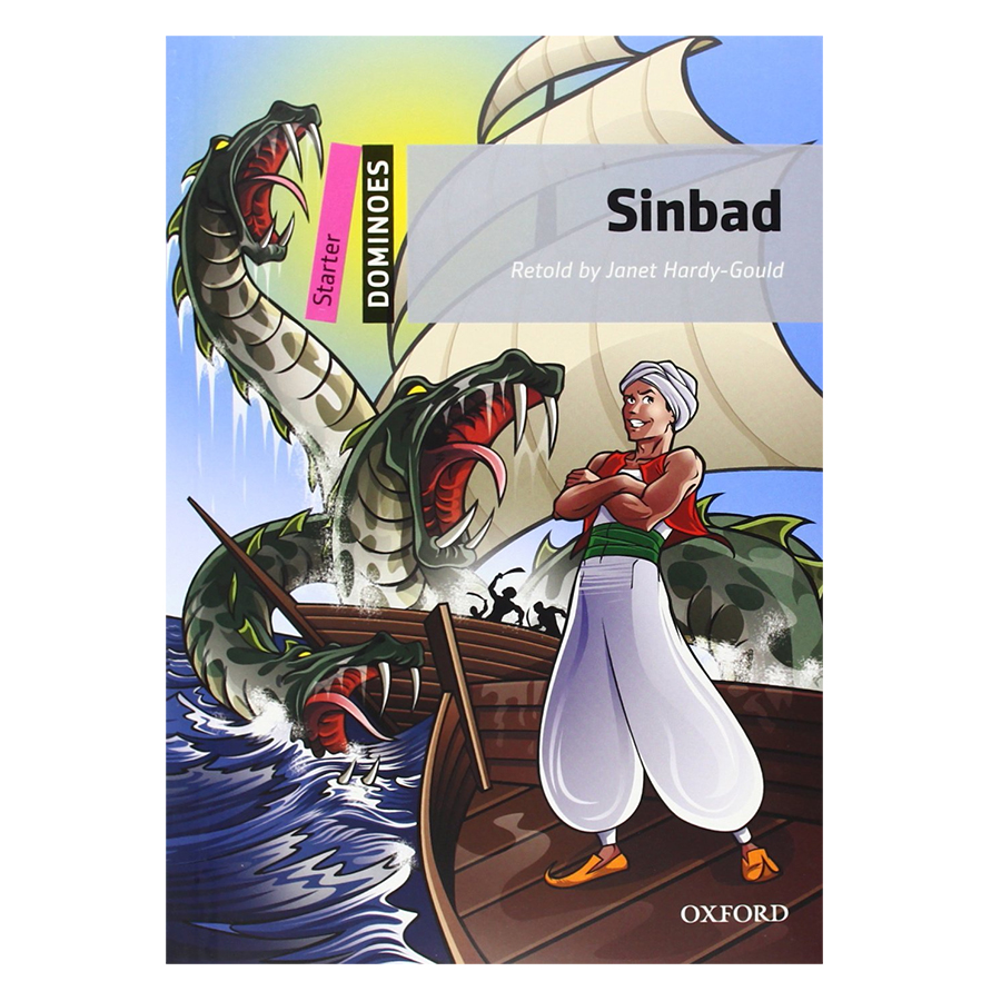 Dominoes Second Edition Starter: Sinbad - 1244399 , 8928560500919 , 62_5293467 , 203000 , Dominoes-Second-Edition-Starter-Sinbad-62_5293467 , tiki.vn , Dominoes Second Edition Starter: Sinbad