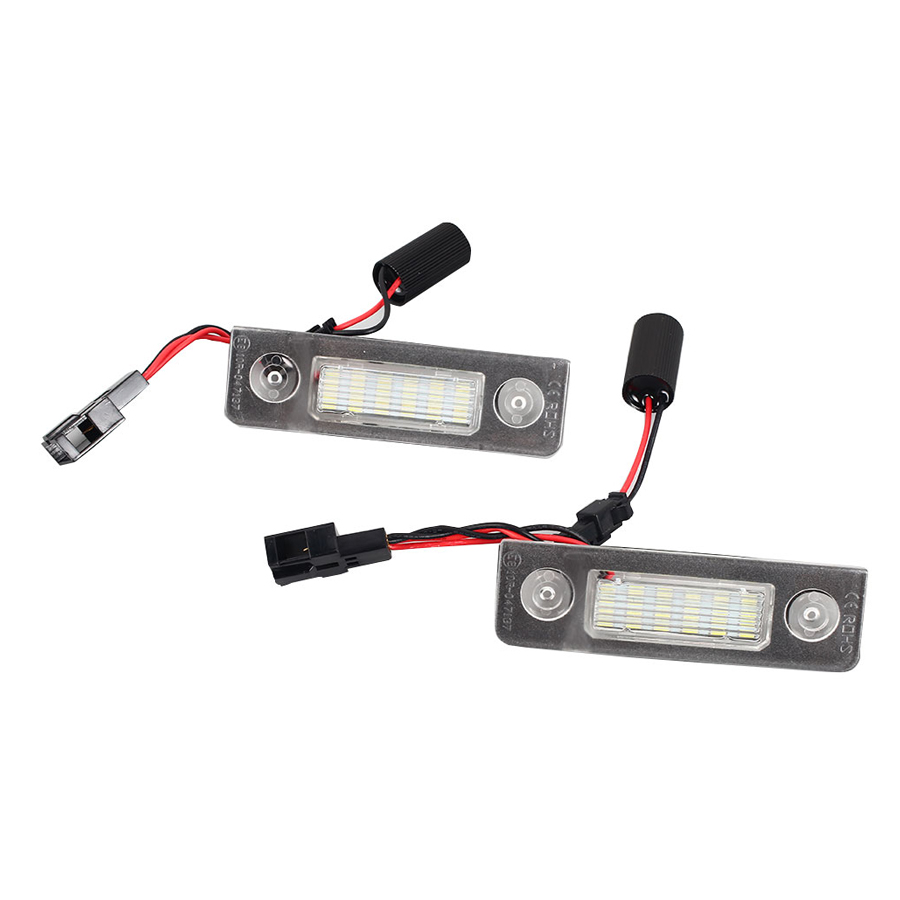License Plate Light LED License Plate Light Durable 2PCS DC12V Replacement Automobile for SKODA Octavia 3 - 790593 , 4512357623864 , 62_12444878 , 541000 , License-Plate-Light-LED-License-Plate-Light-Durable-2PCS-DC12V-Replacement-Automobile-for-SKODA-Octavia-3-62_12444878 , tiki.vn , License Plate Light LED License Plate Light Durable 2PCS DC12V Replaceme