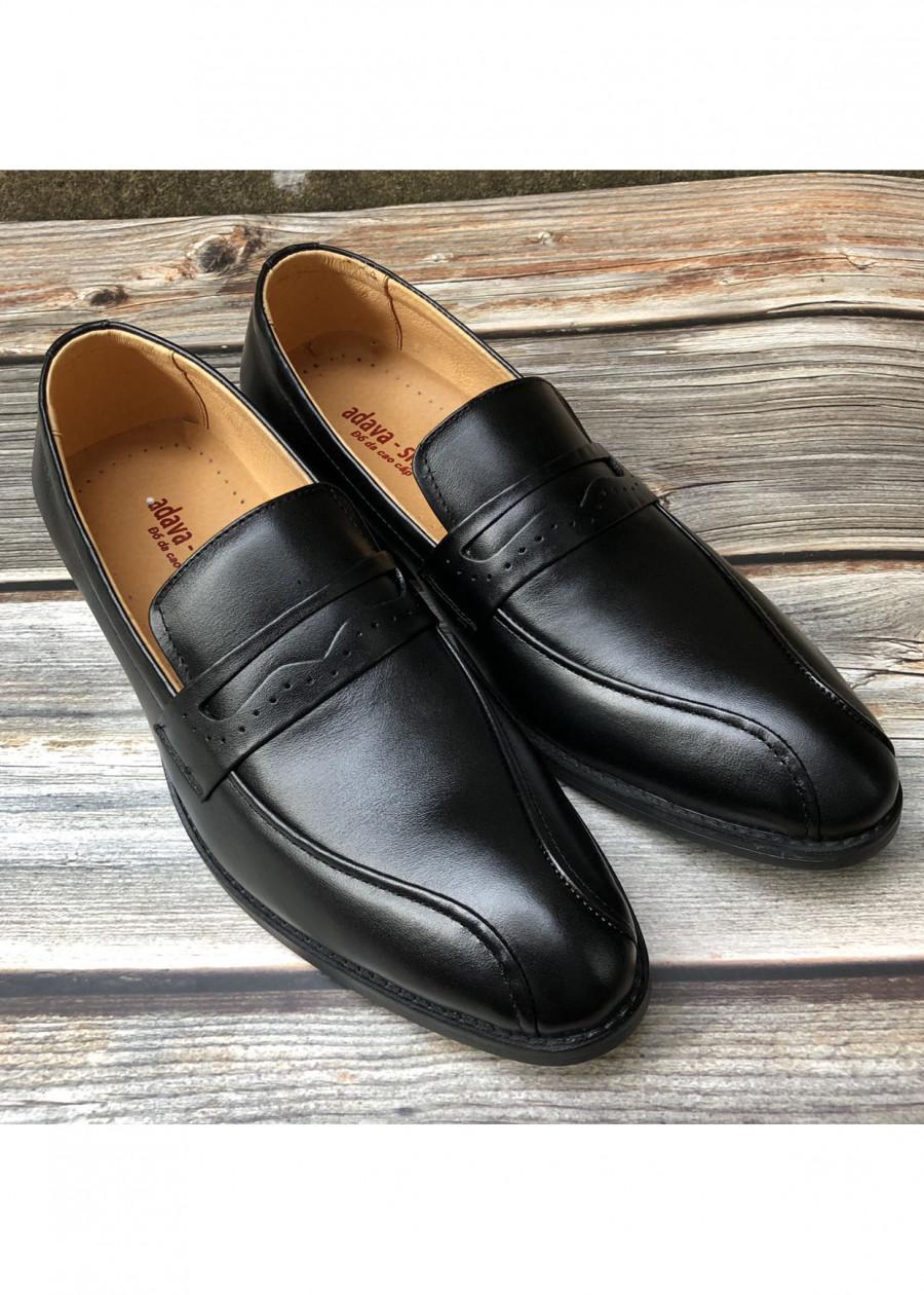 Giày Tây Nam Da Thật MS011