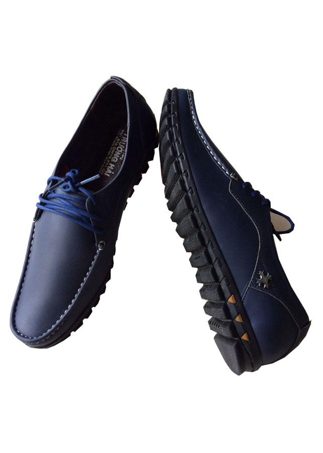 Giày mọi nam xanh đế cao da bò cao cấp trường hải THM023 - 2200796 , 4156223664560 , 62_14119411 , 599000 , Giay-moi-nam-xanh-de-cao-da-bo-cao-cap-truong-hai-THM023-62_14119411 , tiki.vn , Giày mọi nam xanh đế cao da bò cao cấp trường hải THM023