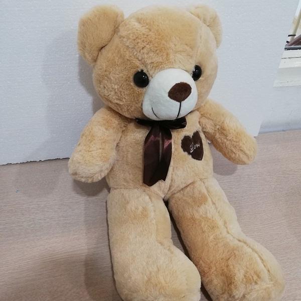 Gấu bông Teddy 40/60 cm màu nâu vàng sợi chỉ cao cấp siêu mềm siêu mịn - 842755 , 4482615381129 , 62_13295061 , 280000 , Gau-bong-Teddy-40-60-cm-mau-nau-vang-soi-chi-cao-cap-sieu-mem-sieu-min-62_13295061 , tiki.vn , Gấu bông Teddy 40/60 cm màu nâu vàng sợi chỉ cao cấp siêu mềm siêu mịn