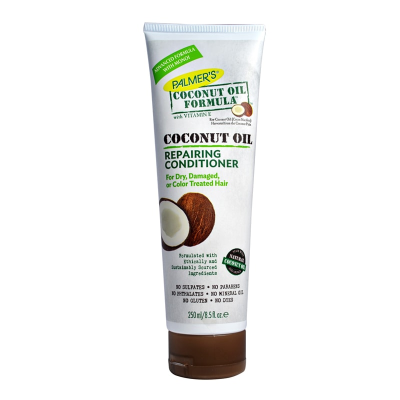 Dầu xả dưỡng tóc dầu dừa Coconut Oil Repairing Conditioner Palmer