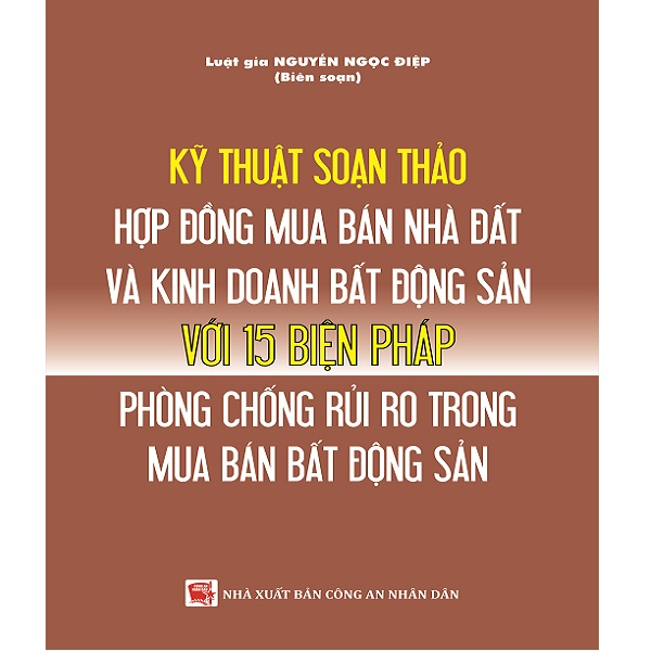 Kỹ thuật soạn thảo hợp đồng mua bán nhà, đất và kinh doanh bất động sản với 15 biện pháp phòng chống rủi ro... - 6444464139304,62_11338145,480000,tiki.vn,Ky-thuat-soan-thao-hop-dong-mua-ban-nha-dat-va-kinh-doanh-bat-dong-san-voi-15-bien-phap-phong-chong-rui-ro...-62_11338145,Kỹ thuật soạn thảo hợp đồng mua bán nhà, đất và kinh doanh bất động sản với 15 biện pháp phò