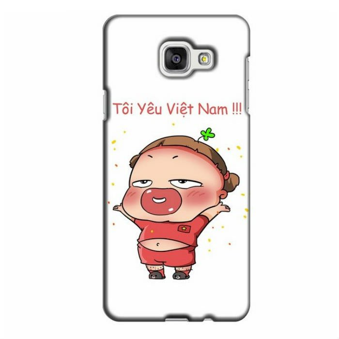 Ốp Lưng Dành Cho Samsung Galaxy A7 2016 Quynh Aka 1