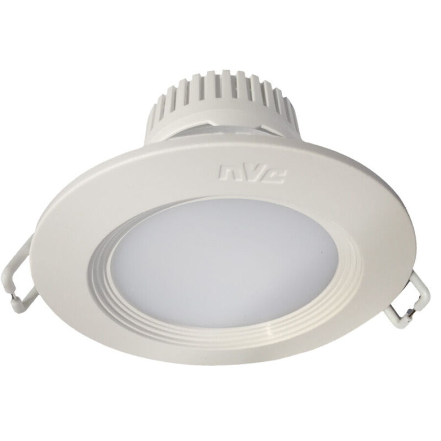 NVC Downlight led downlight 6W (open hole 85mm) white light surface 4000K warm white light