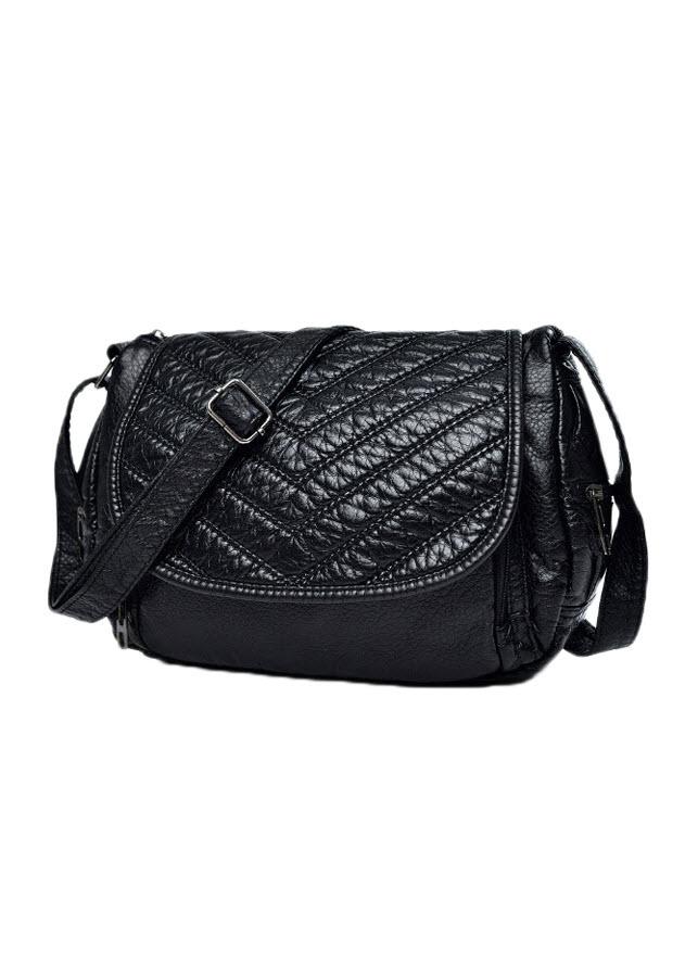 Túi đeo chéo da nữ dễ thương THT68 (22 x 28cm)