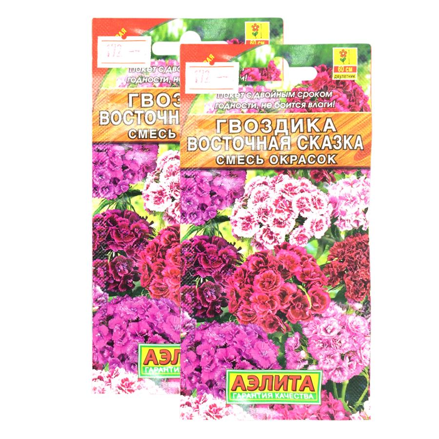 Bộ 2 Gói Hạt Giống Cẩm Chướng Hoa Đẹp Dễ Trồng