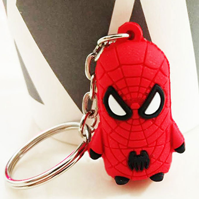 Key Ring Cartoon Keys Chain Cute Marvel The Avengers Car Key Chain 3D Silicone Gifts Superman Iron Man Decoration - 1926509 , 4354648000363 , 62_12310826 , 219000 , Key-Ring-Cartoon-Keys-Chain-Cute-Marvel-The-Avengers-Car-Key-Chain-3D-Silicone-Gifts-Superman-Iron-Man-Decoration-62_12310826 , tiki.vn , Key Ring Cartoon Keys Chain Cute Marvel The Avengers Car Key Ch