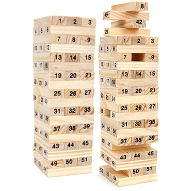 Bộ đồ chơi rút gỗ WISS TOY 54 thanh - 7269407 , 6988401192729 , 62_15672743 , 80000 , Bo-do-choi-rut-go-WISS-TOY-54-thanh-62_15672743 , tiki.vn , Bộ đồ chơi rút gỗ WISS TOY 54 thanh