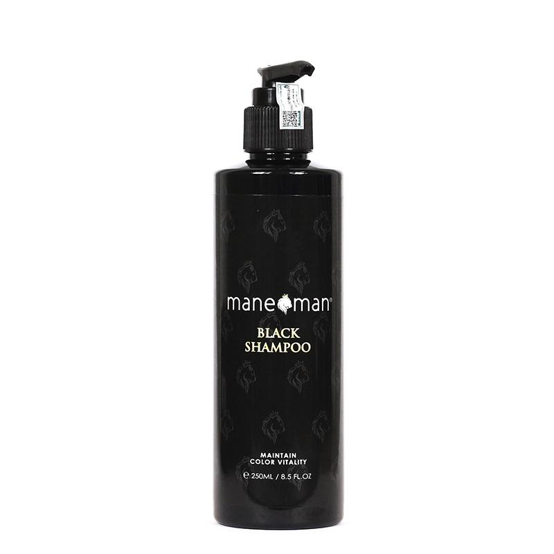 Dầu gội bảo vệ màu tóc nhuộm tối Mane Man Black Shampoo nhập khẩu Úc