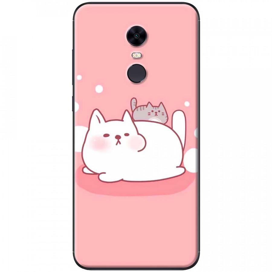 Ốp lưng dành cho Xiaomi Redmi 5 Plus mẫu Mèo mập - 9548731 , 2875352602060 , 62_19678461 , 150000 , Op-lung-danh-cho-Xiaomi-Redmi-5-Plus-mau-Meo-map-62_19678461 , tiki.vn , Ốp lưng dành cho Xiaomi Redmi 5 Plus mẫu Mèo mập