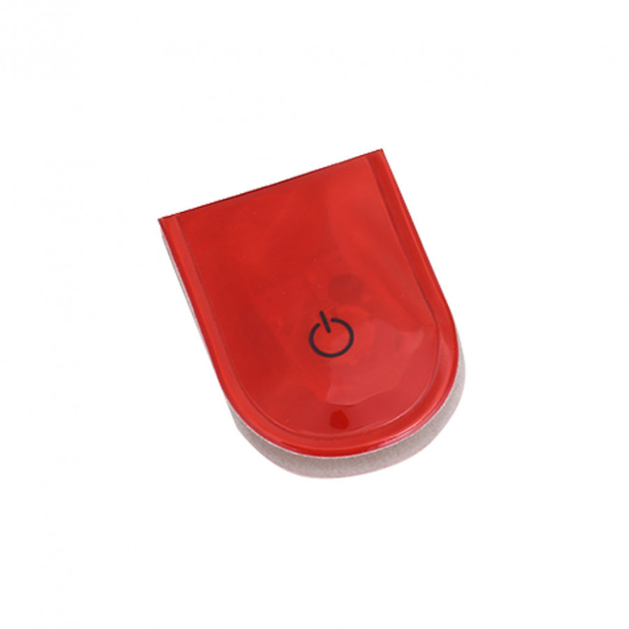 Signal Lamp Running Lights Eye-Catching Small Magnet Magnet Clip Cycling