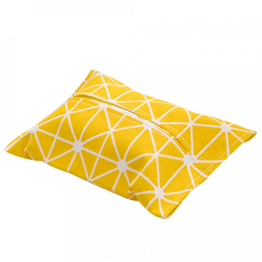 Tissue Box Storage Box Durable Oxford Cloth Holder Paper