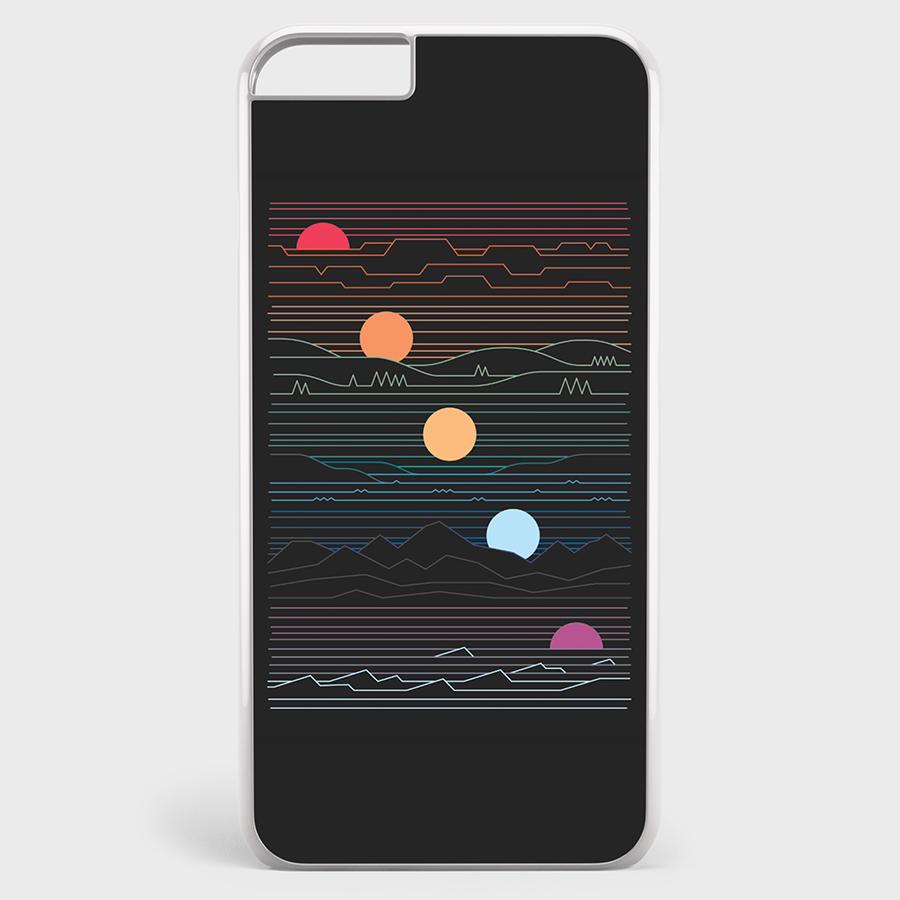 Ốp Lưng Dẻo Dành Cho Iphone 6 Plus In Hình Art Print 74