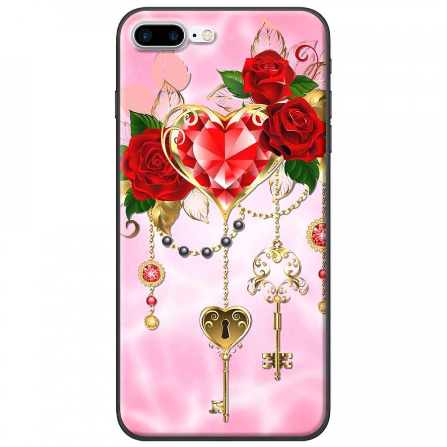 Ốp lưng  dành cho iPhone 7 Plus mẫu Chìa khóa tình yêu hồng - 18552355 , 1310987274165 , 62_20564083 , 150000 , Op-lung-danh-cho-iPhone-7-Plus-mau-Chia-khoa-tinh-yeu-hong-62_20564083 , tiki.vn , Ốp lưng  dành cho iPhone 7 Plus mẫu Chìa khóa tình yêu hồng