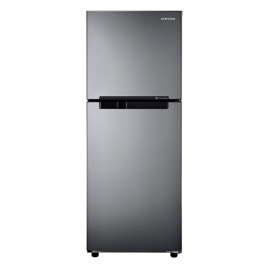 Tủ Lạnh Inverter Samsung RT19M300BGS/SV (208L) - Xám Bạc - 1989683 , 1034049177354 , 62_851230 , 6390000 , Tu-Lanh-Inverter-Samsung-RT19M300BGS-SV-208L-Xam-Bac-62_851230 , tiki.vn , Tủ Lạnh Inverter Samsung RT19M300BGS/SV (208L) - Xám Bạc