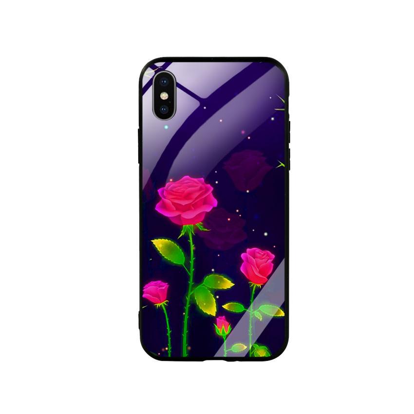 Ốp Lưng Kính Cường Lực cho điện thoại Iphone X / Xs - Rose 10 - 6069305 , 9105907925539 , 62_8201667 , 250000 , Op-Lung-Kinh-Cuong-Luc-cho-dien-thoai-Iphone-X--Xs-Rose-10-62_8201667 , tiki.vn , Ốp Lưng Kính Cường Lực cho điện thoại Iphone X / Xs - Rose 10